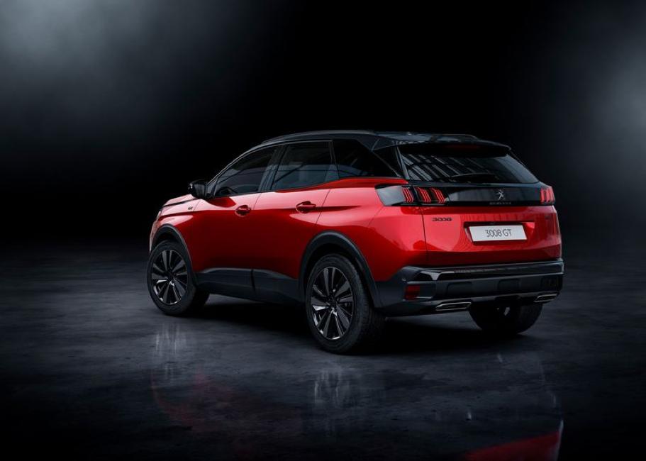 Peugeot 3008 2020 ra mắt kèm hàng loạt công nghệ được nâng cấp