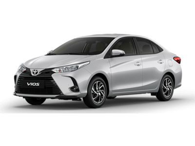 Toyota Vios 1.5E MT