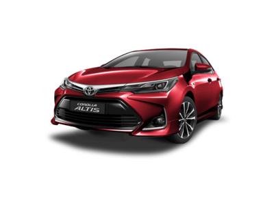 Toyota Corolla Altis 1.8G (CVT)