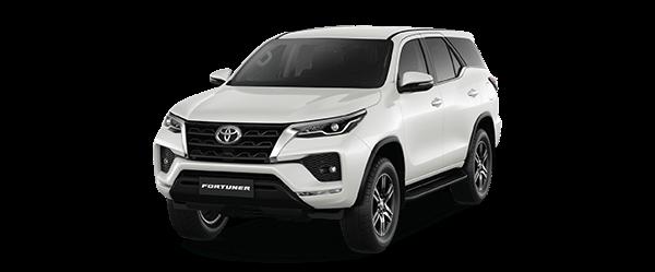 Toyota Fortuner 2.4AT 4x2 (Máy dầu)