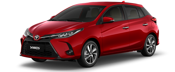 Toyota Yaris G