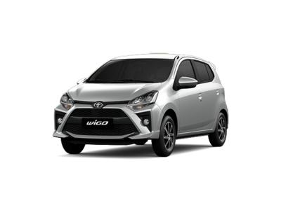 Toyota Wigo 4AT