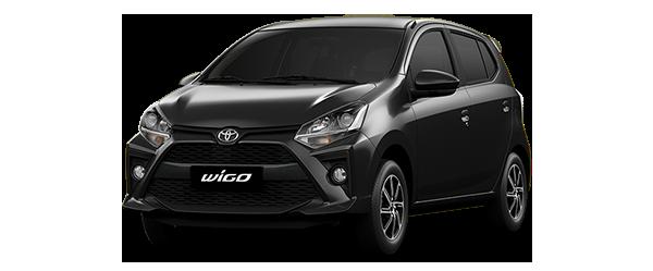 Toyota Wigo 5MT