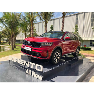 All New KIA Sorento 2.2D Signature 6 Ghế (Máy dầu)