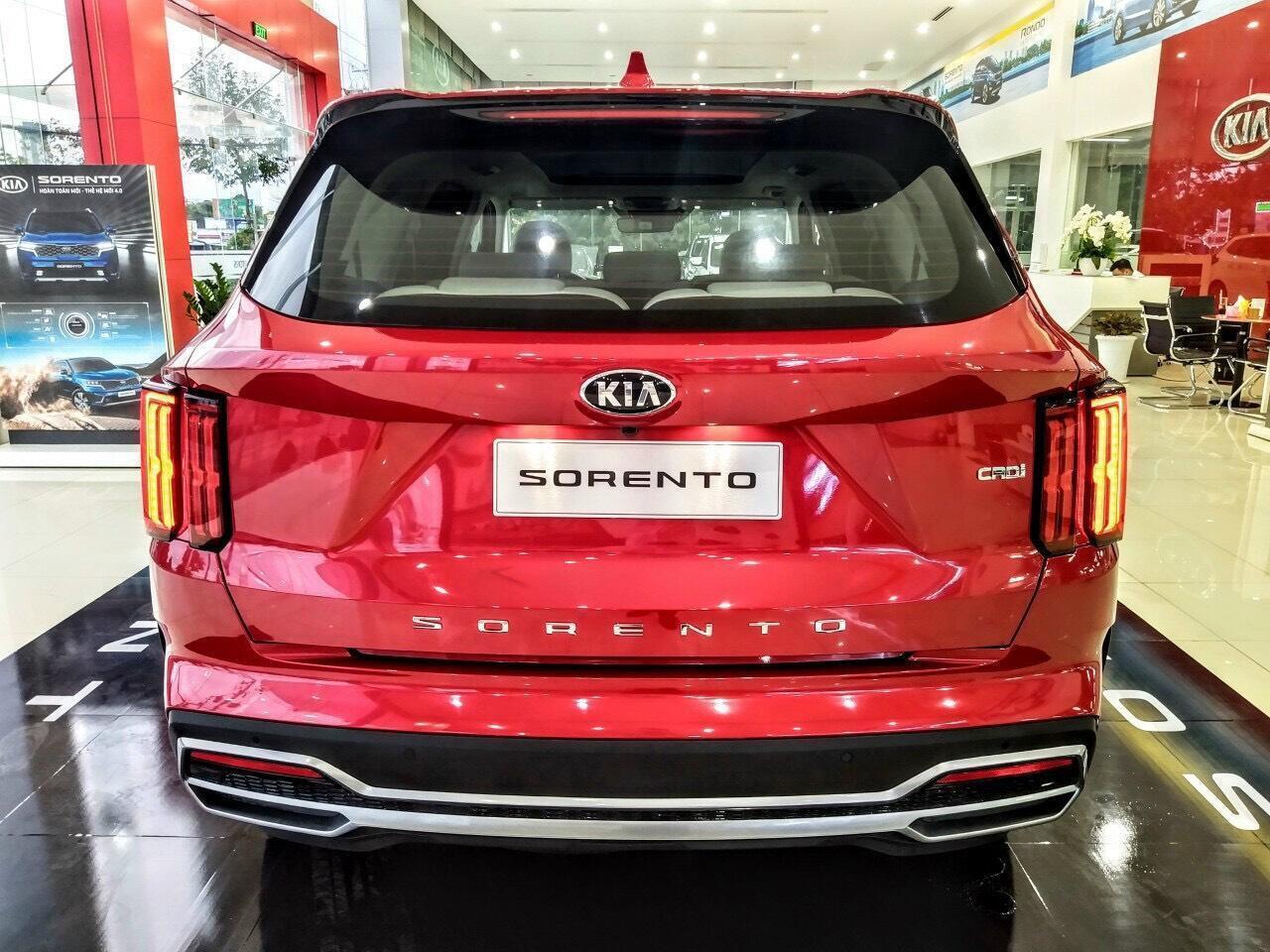 All New KIA Sorento 2.2D Luxury (Máy dầu)