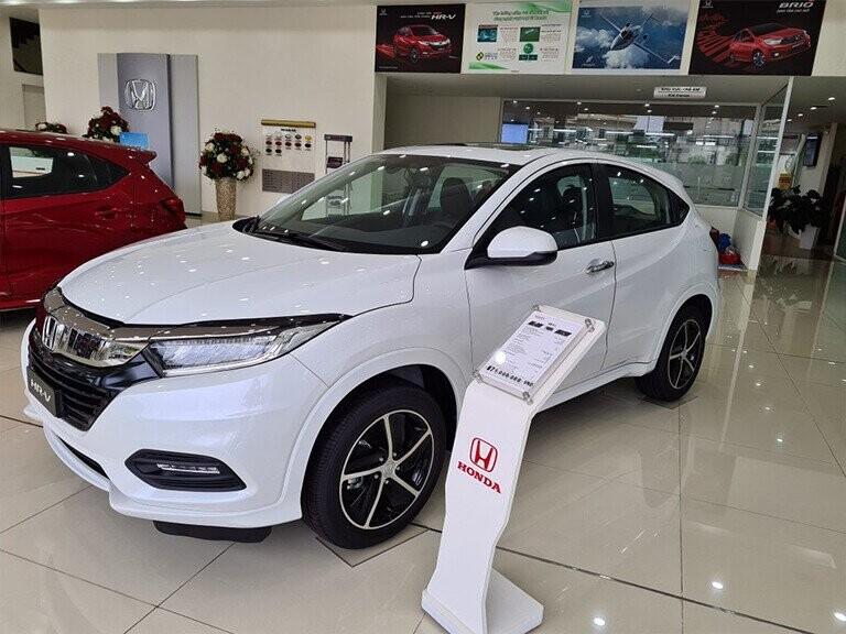 Honda HR-V L 2021