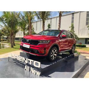 New KIA Sorento Signature D2.2 Diesel (6 Ghế Máy dầu)