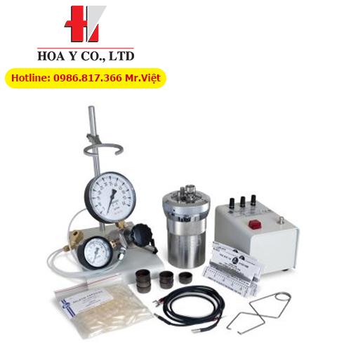 Bộ dụng cụ phá mẫu trong bình đốt oxy 1901EE Parr