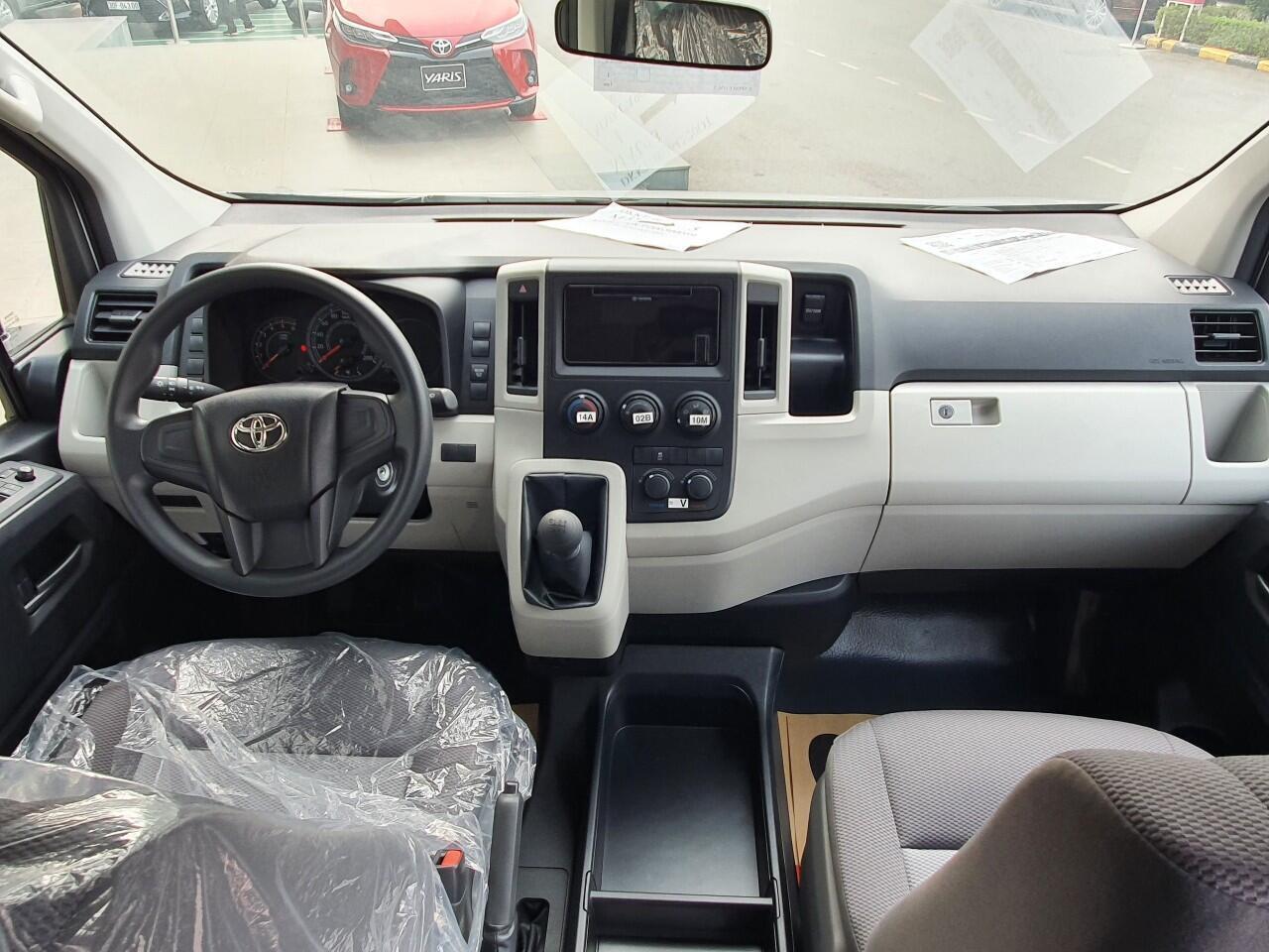 Toyota Hiace Động cơ dầu