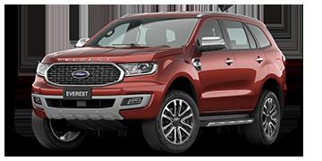 Ford Everest Titanium 2.0L Turbo AT 4X2