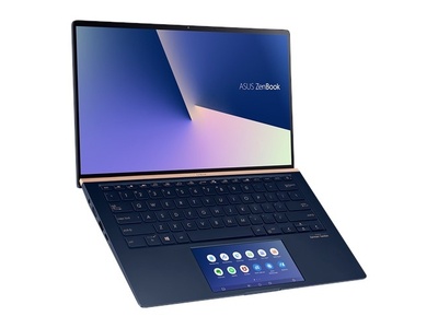 ASUS ZENBOOK 14 UX434FL-UB76T   CORE I7-8565U RAM 16GB SSD 1TB FHD TOUCH