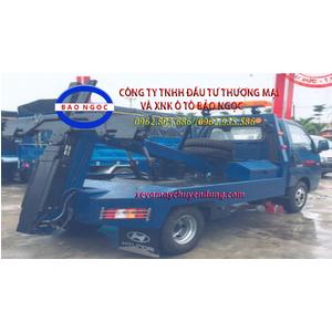 Xe cứu hộ giao thông kéo chở xe teraco TERA 190
