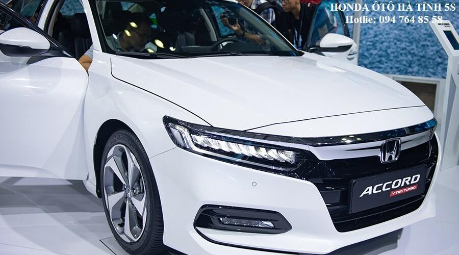 Honda Accord 1,5 lít turbo tăng áp nhập khẩu mới - Honda Ôtô Hà Tĩnh 5S - Hotline: 0947648558 - Hình 2