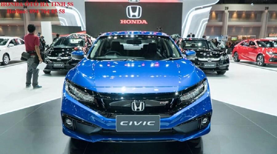 Honda Civic nhập khẩu mới - Honda Ôtô Hà Tĩnh 5S - Hotline: 0947648558 - Hình 2