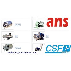 Bơm ly tâm CSF, CSF vietnam, model CN CL-CLC CSK CSM CR CV CS-CSX CV CSD
