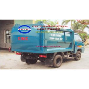 Xe chở rác 4 khối thaco forland FLD 250C