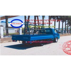 Xe chở kính thaco K200
