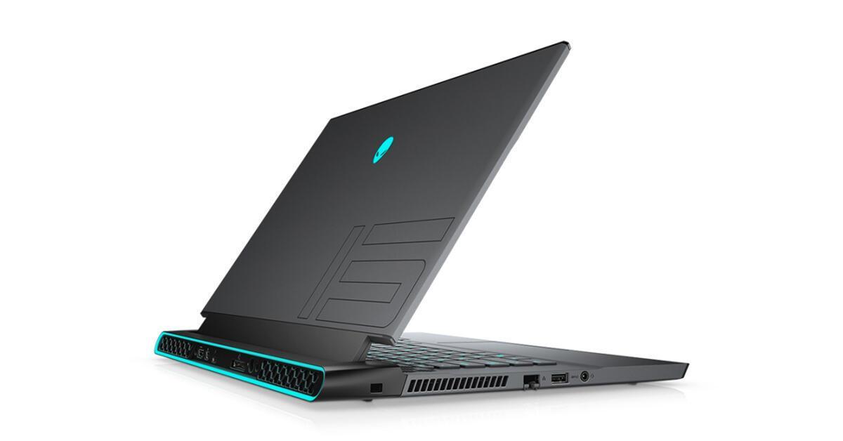 ALIENWARE M15 R2 - I7 9750H RTX 2060 RAM 16GB SSD 512GB 15.6 Full HD 144HZ Mới 100%