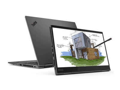 ThinkPad X1 Carbon Yoga Gen 4 2in1: 14 QHD OLed cảm ứng, Core i7 10710 / RAM 16GB / SSD 512 Mới