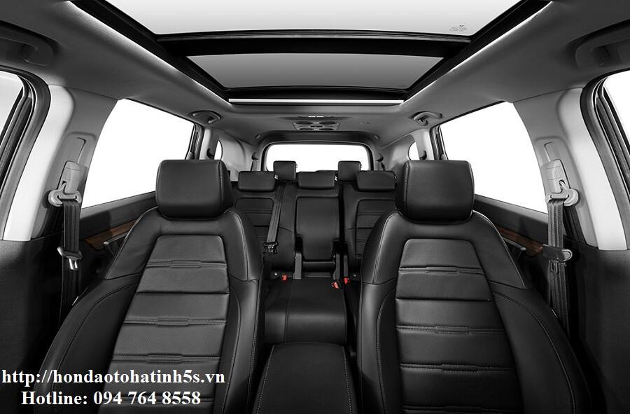 Honda CRV mới - Honda Ôtô Hà Tĩnh 5S - Hình 21