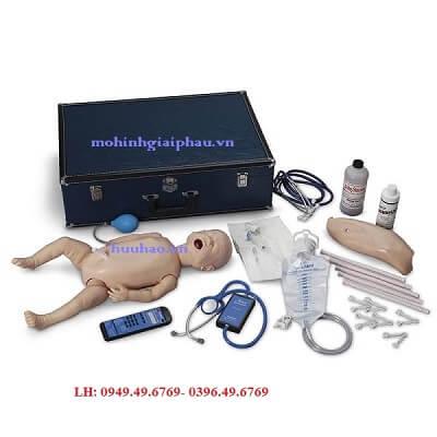 Mô hình thăm khám trẻ sơ sinh
