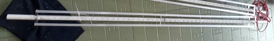 Cây Xử Lý Tĩnh Điện Cao áp 2000mm