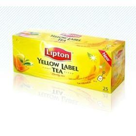 Trà Lipton Nhãn Vàng - 25 gói