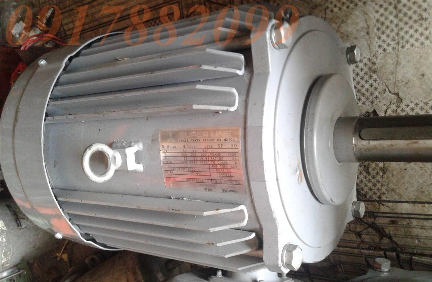 Motor Super line 5.5kw