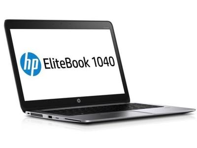 HP EliteBook 1040 G1 (Core i7-4650U   Ram 8GB   SSD 180GB   14 inch FHD)