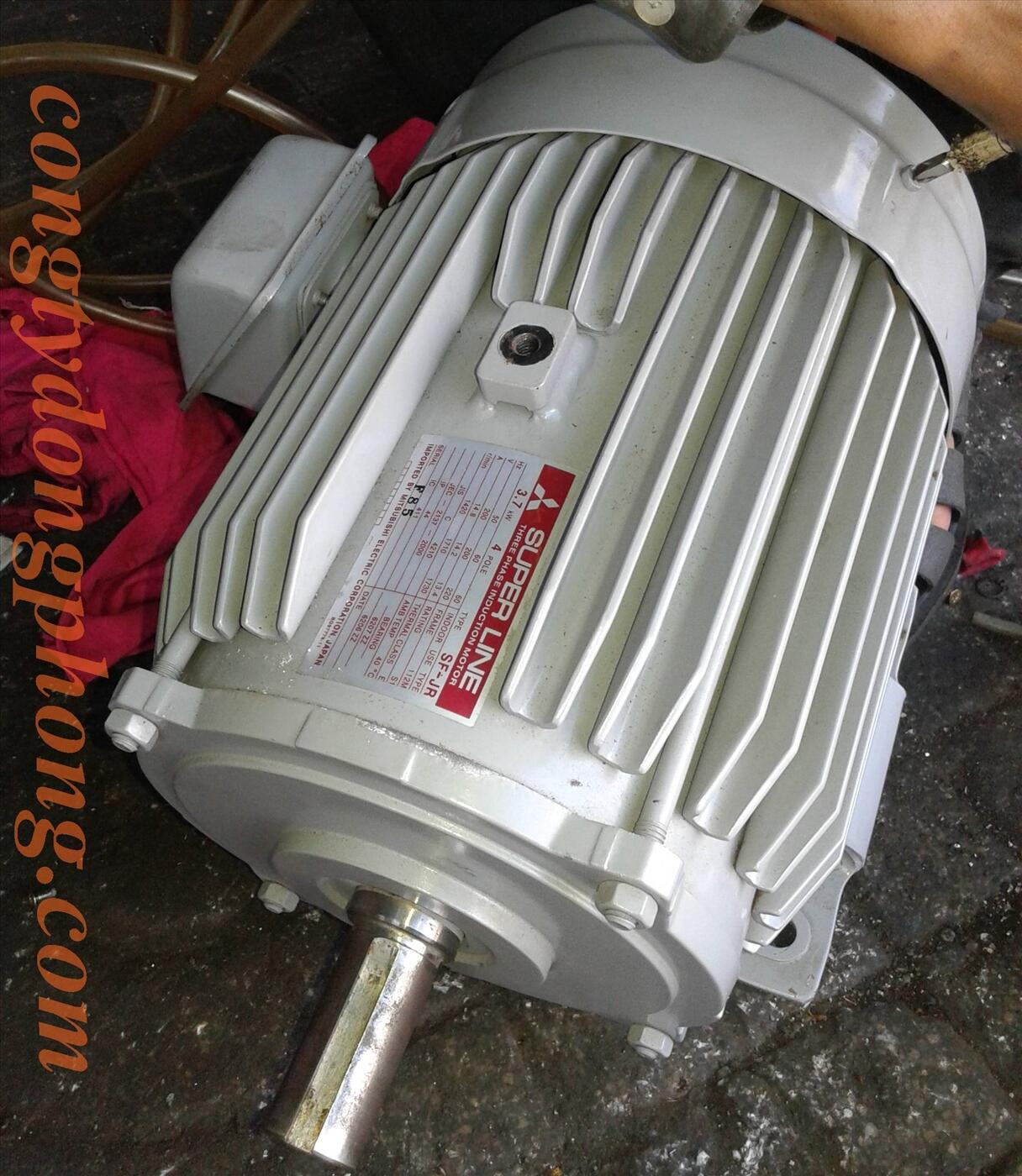 Motor cũ Nhật Bản Super Line 11kw