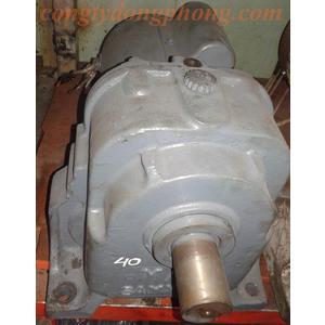 motor giảm tốc cũ 1 pha 1hp 1/30