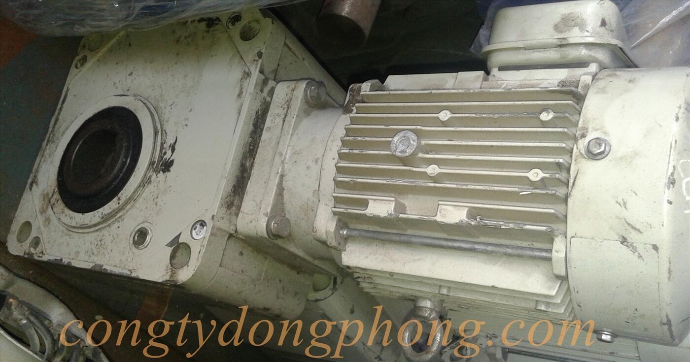 motor giảm tốc cốt âm 1hp 1/150
