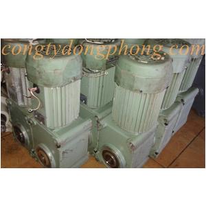 Motor giảm tốc cốt âm 0.37kw 1/200