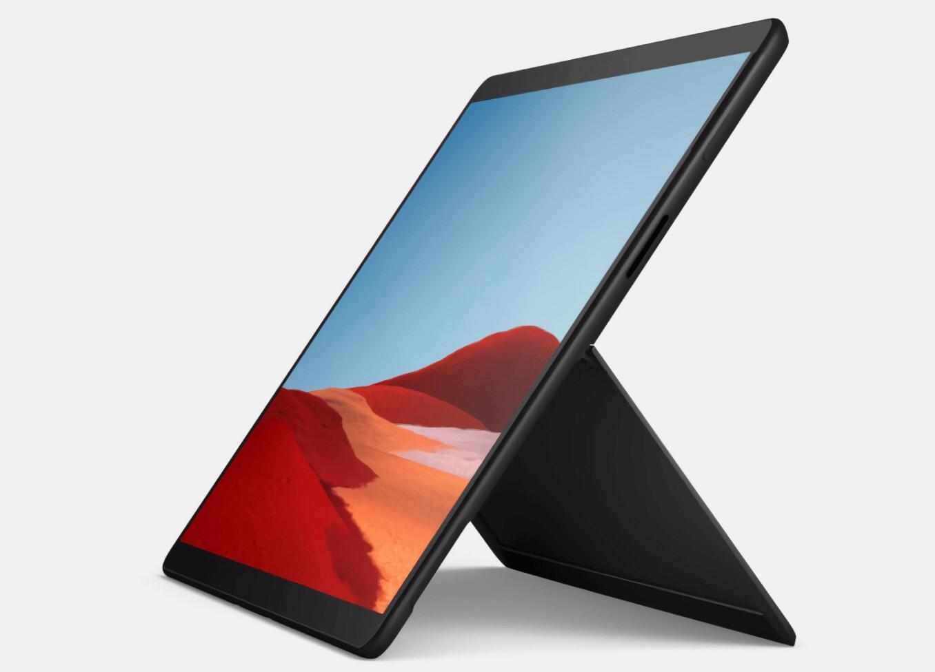 Microsoft Surface Pro X (Microsoft SQ1 | Ram 16GB | SSD 512GB | 13 inch WQXGA+ Touch) New 100%