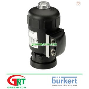 2050 | Burkert 2050 | Bộ điều khiển van bằng khí nén Burkert 2050 | Burkert Việt Nam