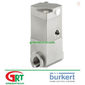 2080 | Burkert 2080 | Van cầu cho khí gas điều khiển bằng khí nén Burkert 2080 | Burkert Việt Nam