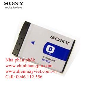 Pin (battery) máy ảnh Sony NP-BD1 for DSC-T70 T77 T90 T500 T300 T200 T900 chính hãng original