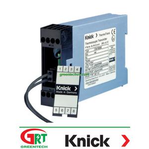 210/211| Máy phát nhiệt độ gắn ray 210/211 | Knick VietNam