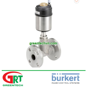 2101 | Burkert 2101 | Van cầu điều khiển bằng khí nén Burkert 2101 | Burkert Việt Nam