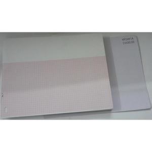Giấy điện tim Hewlett Packard M2481A, 1707A (216x280x200)