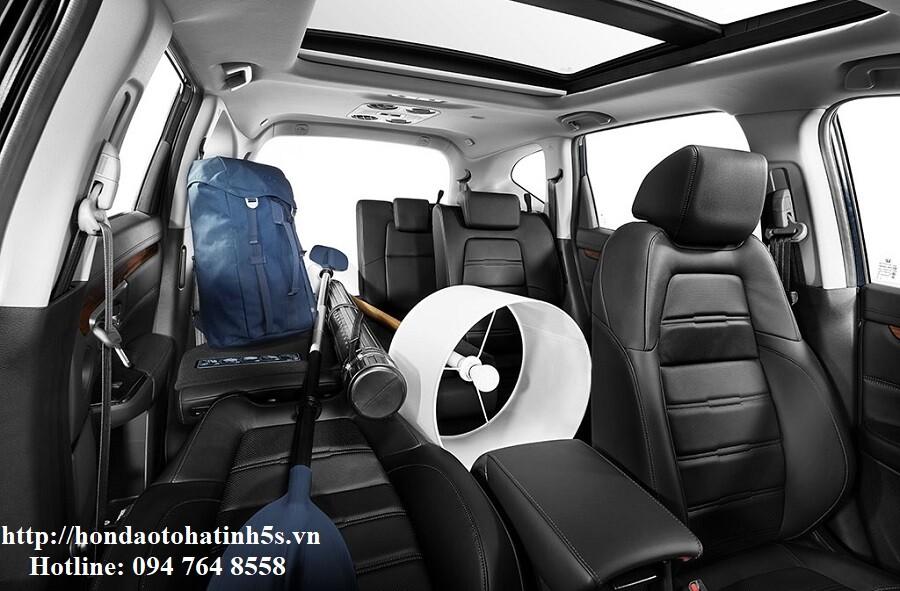 Honda CRV mới - Honda Ôtô Hà Tĩnh 5S - Hình 23