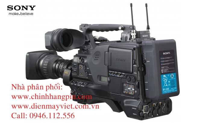 Pin (battery) máy quay Sony BP-L80S Lithium-Ion V-Shoe Mount, 14.4 VDC, 83.5 WH chính hãng original