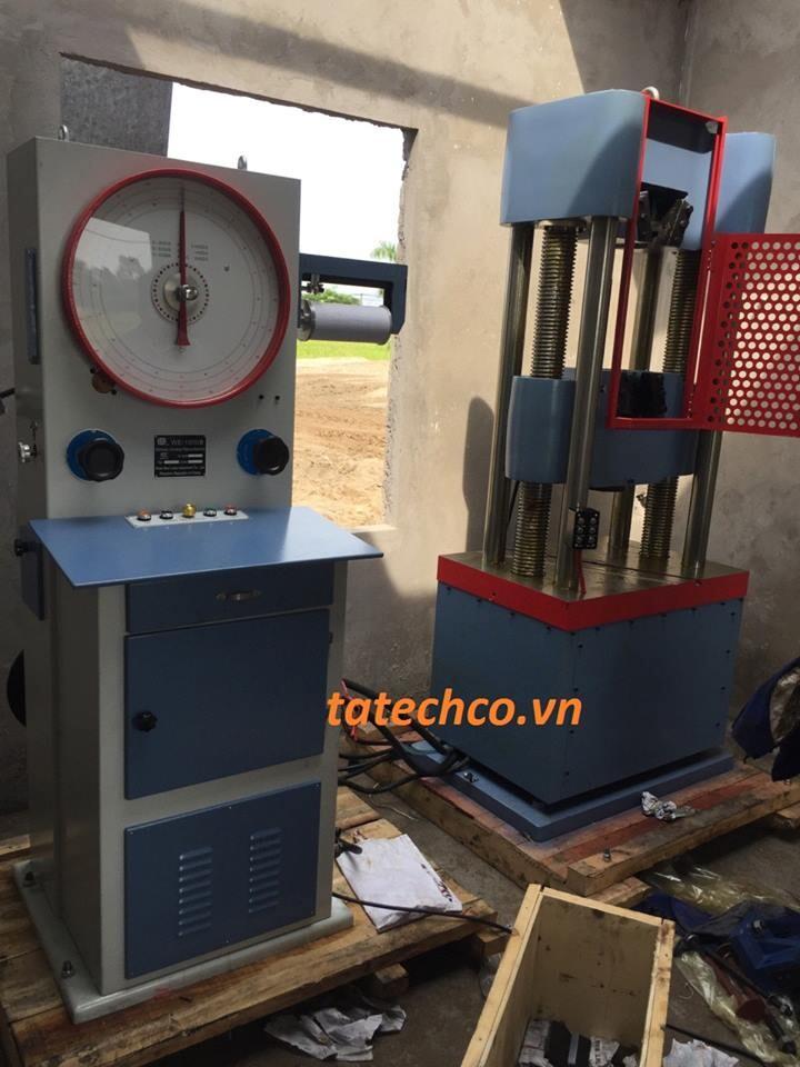 Sửa chữa máy kéo thép