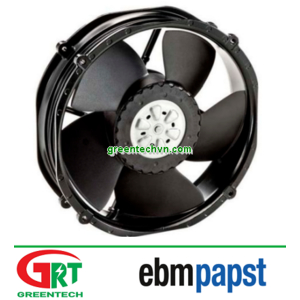 2214 F/2TDHHO | EBMPapst 2214 F/2TDHHO | Quạt hướng trục | DC axial fan | EBMPapst Vietnam