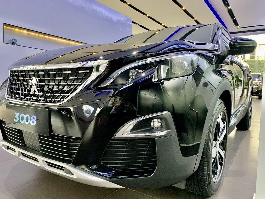 Peugeot 3008 ALLURE- ĐEN KTV