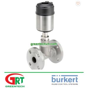 2301 | Burkert 2301 | Van cầu điều khiển bằng khí nén Burkert 2301 | Burkert Việt Nam