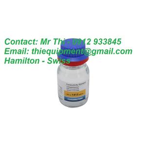 238928 DUNG DỊCH CHUẨN ĐỘ DẪN 1413uS/cm - HAMILTON
