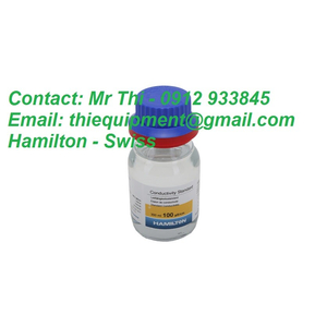 238934 DUNG DỊCH CHUẨN ĐỘ DẪN 100uS/cm - HAMILTON