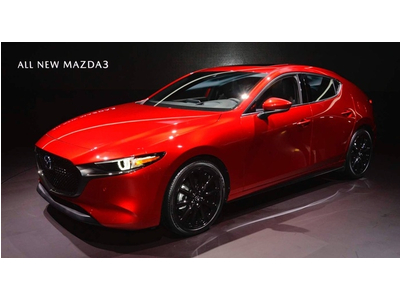 Mazda 3 Sport 2.0L Signature Luxury 2020