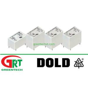 24VDC electromechanical relay Miniaturrelais | Dold | Rờ le cơ điện Miniaturrelais | Dold Vietnam